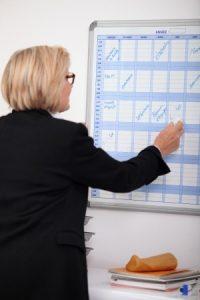 memory care calendar