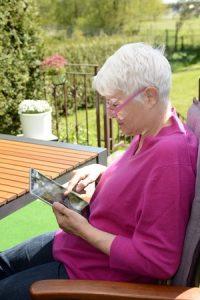 technology for seniors - non medical home care phoenix