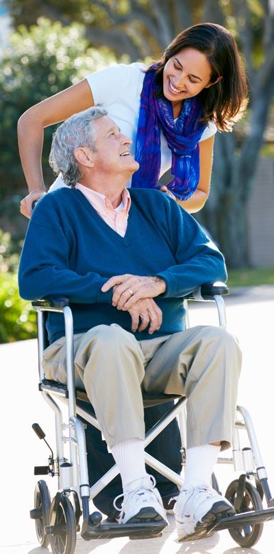 Caregiver - respite care gilbert