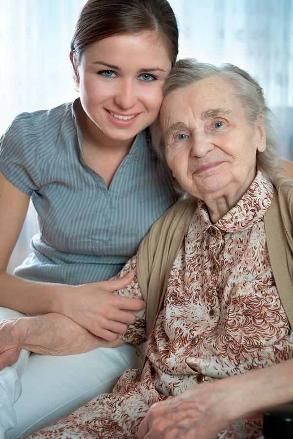 Senior Person Care
