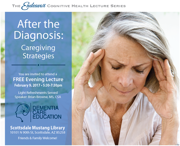 Caregiving Strategy Lecture