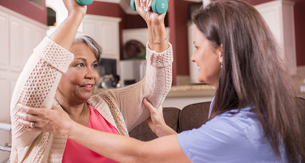 senior fitness - companion care in chandler az