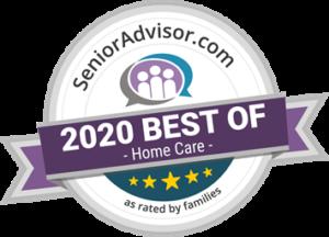 SeniorAdvisor 2020 Best of Care