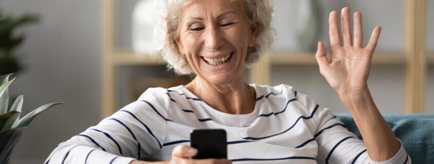 Teaching Technology to Seniors