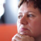 woman expressing caregiver stress